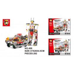 459026 KONSTRUKTOR ROBOT