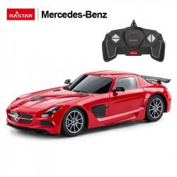 307438 R/C  1/18 MERCEDES BENZ SLS AMG